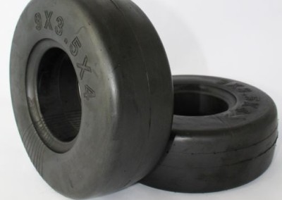 Heavy Duty Semi-Pneumatic Tires